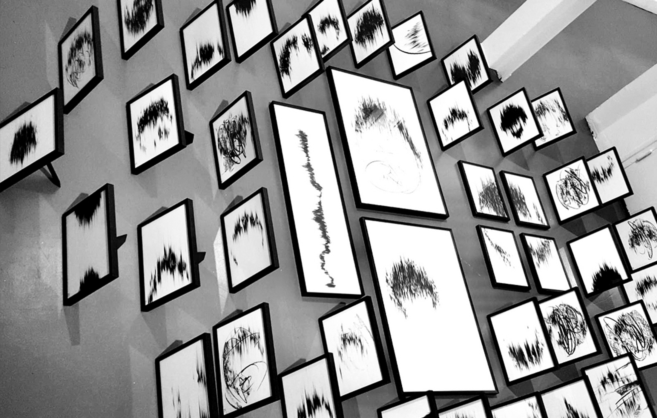 Agathe Toman Mêmes Drawing Contemporary Art illustration black and white