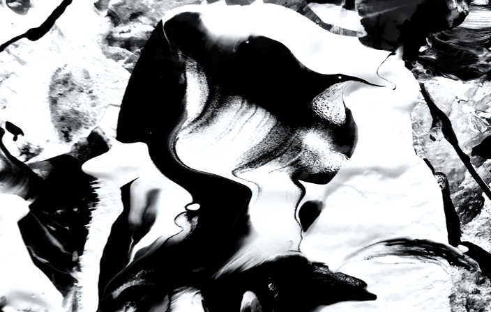 Agathe Toman Et Toi Art Contemporary Art Drawing Painting Black and White